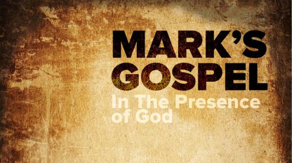 Series: Mark's Gospel